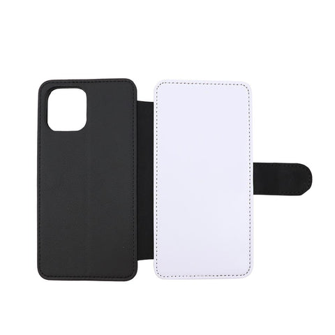 iPhone 12 Sublimation blank flip leather case