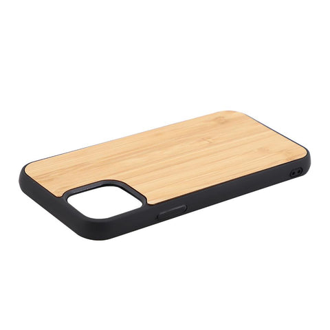 iPhone 12 sublimation blank bamboo case