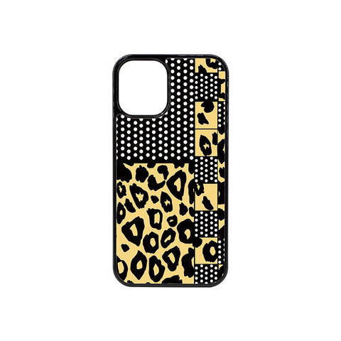 iPhone 12 sublimation blank pc plastic case black