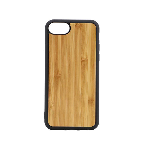 SubliWood - iPhone 7/8/SE 2020 - Bamboo Case
