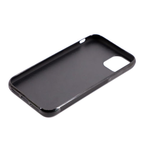 iPhone 11 6.1 - Rubber Case - Black