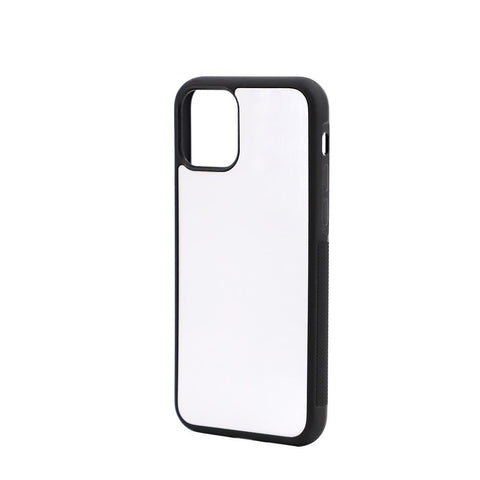 iPhone 11 Pro Max 6.5 - Rubber Case - Black
