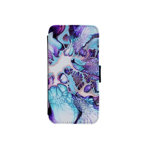 sublimation blank pu leather flip case for iphone 11