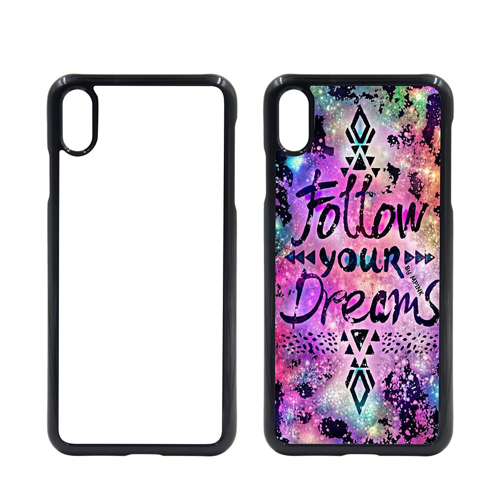iphone xs max sublimation blank case