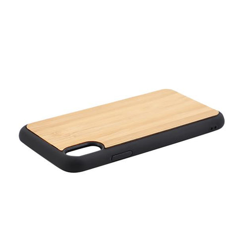 iPhone xr sublimation blank  bamboo phone case