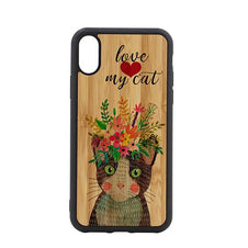 iPhone xs sublimation blank  bamboo phone case