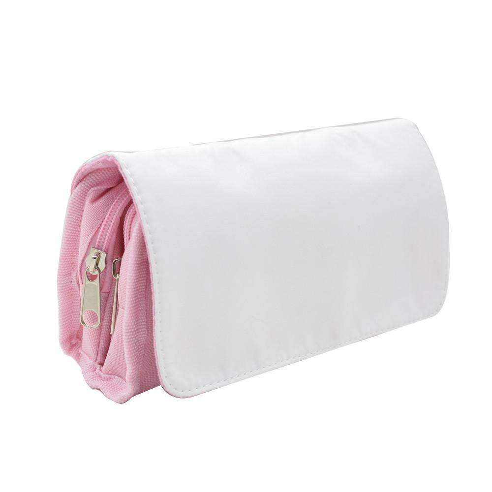 Sublimation blank Pencil Case Pink - New