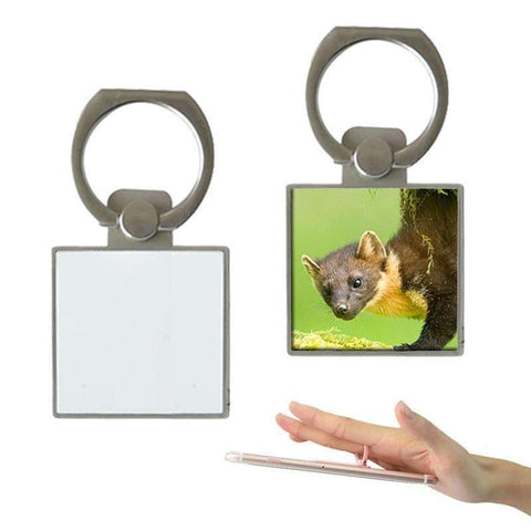 sublimation blank ring holder