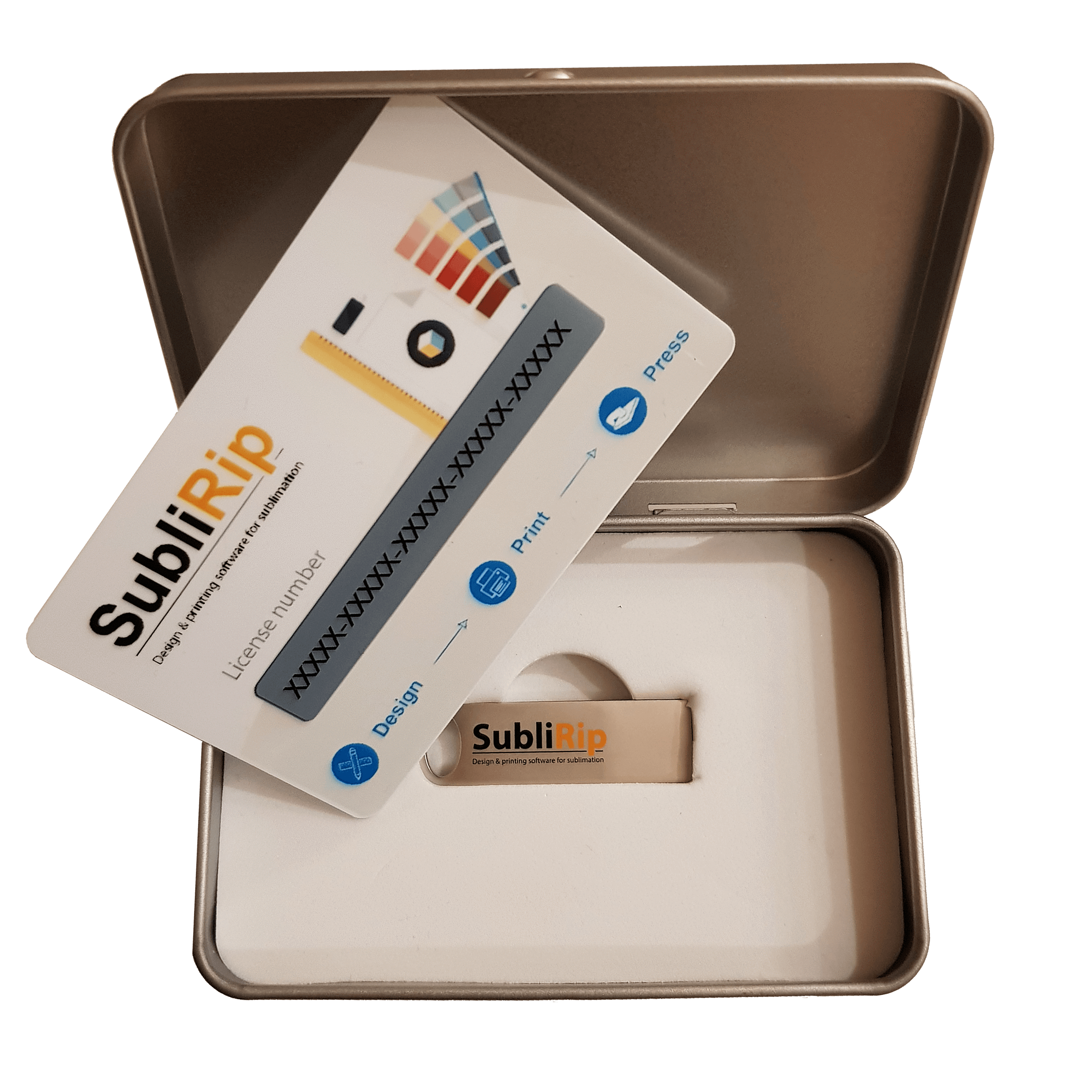 Sublirip Design And Print Software For Sublimation