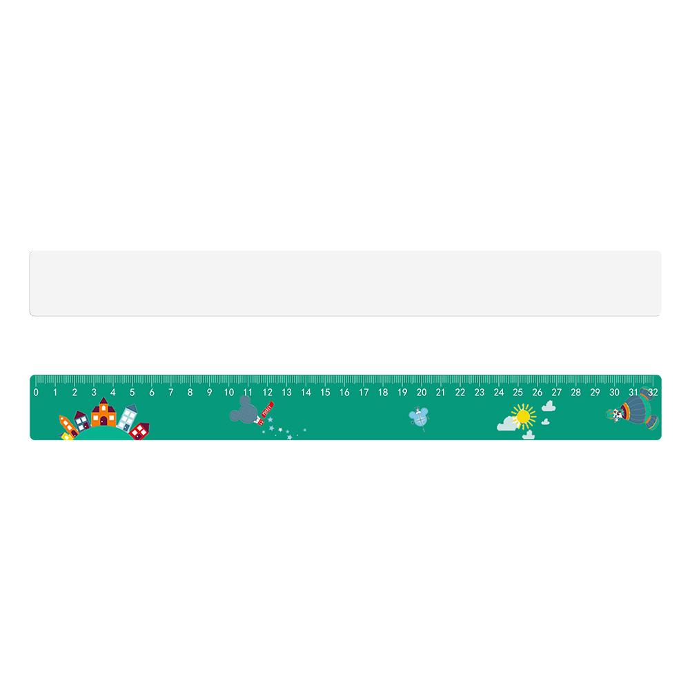 subliflex sublimation blank ruler 30cm