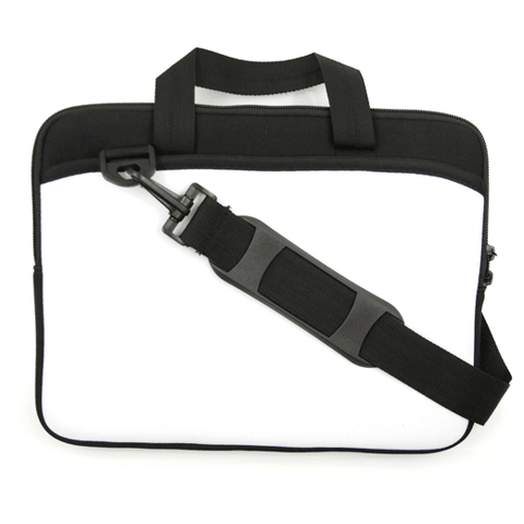 sublimation blank laptop bag with strap