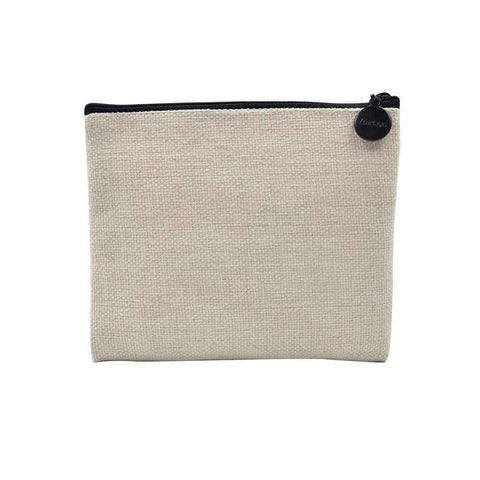 sublimation blank linen pouch