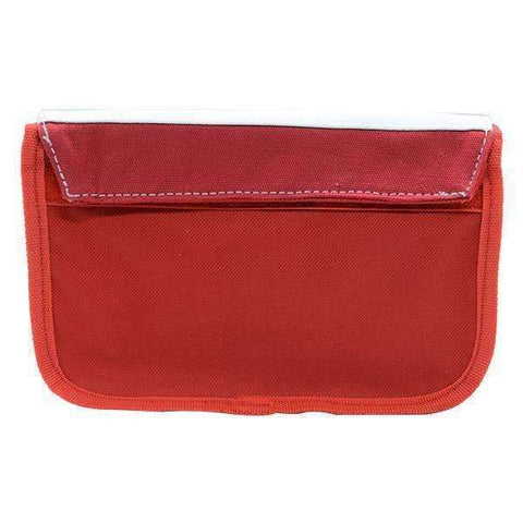 Sublimation blank Pencil Case Red