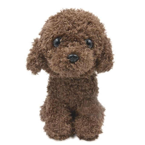 sublimation blank teddy poodle brown