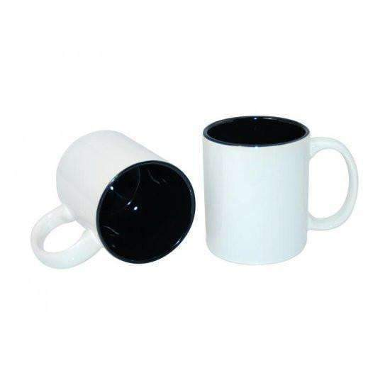 sublimation coloured inner mug