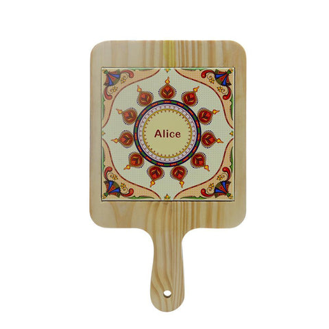 sublimation blank Cheese Board With Ceramic Tile 18 x 21.5 cm