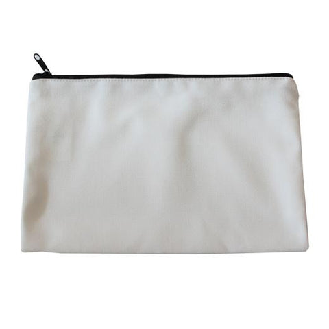 sublimation blank cosmetic pouch - 15 x 24
