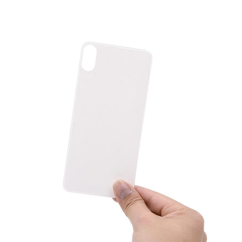 sublimation blank iphone x glass phone case