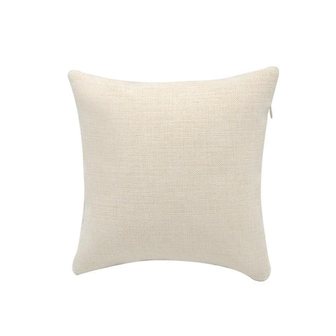 Sublimation blank linen cushion cover
