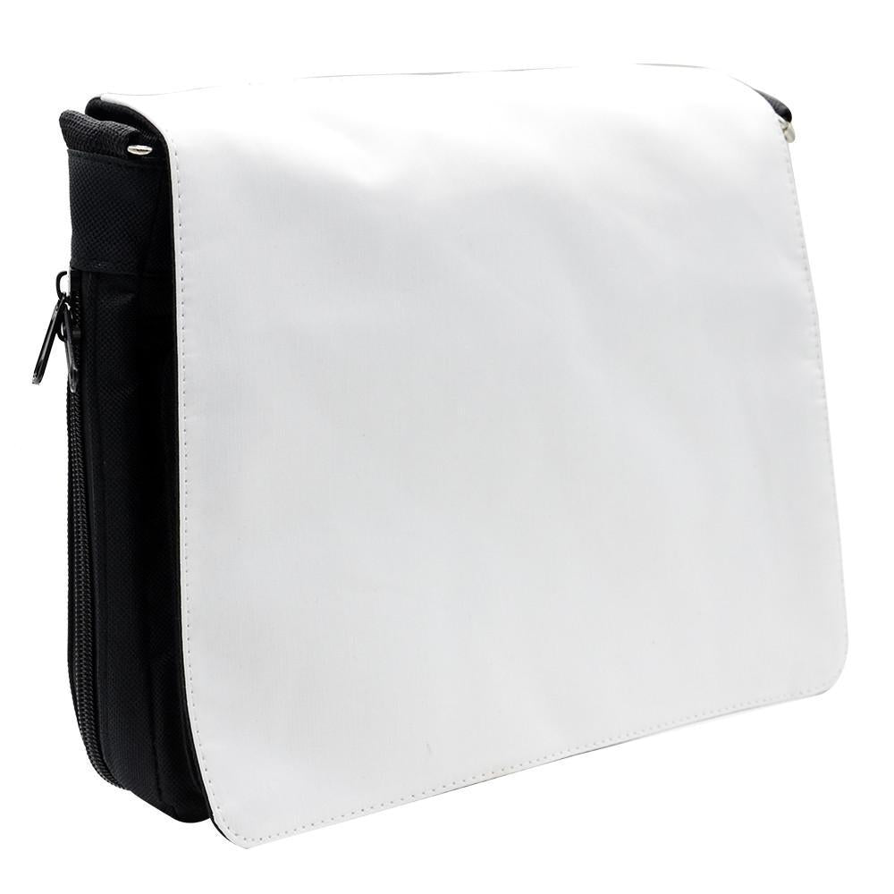 sublimation blank medium shoulder bag