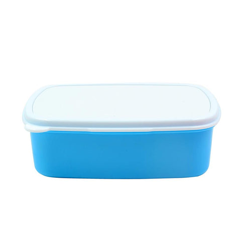 sublimation blank plastic lunch box
