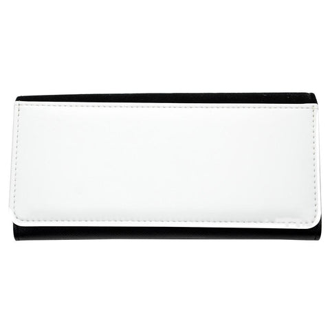 sublimation blank pu sublimation wallet