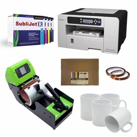 sublimation mug press starter kit galaxy mug press pro