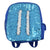 Kids Blue Sequin Backpack