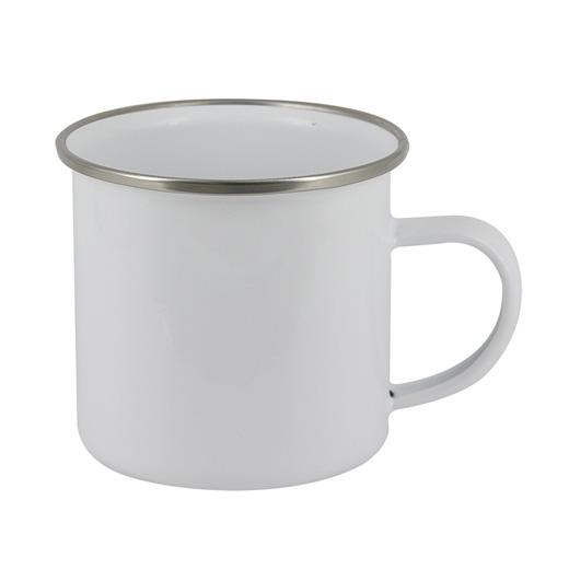 sublimation blank enamel mug
