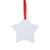 Xmas Decoration - Double Sided - Star