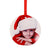 Xmas Decoration - Double Sided - Round