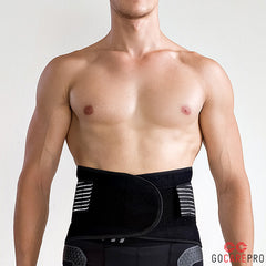 BELT-Double Pull Lumbar Lower Back Support Brace