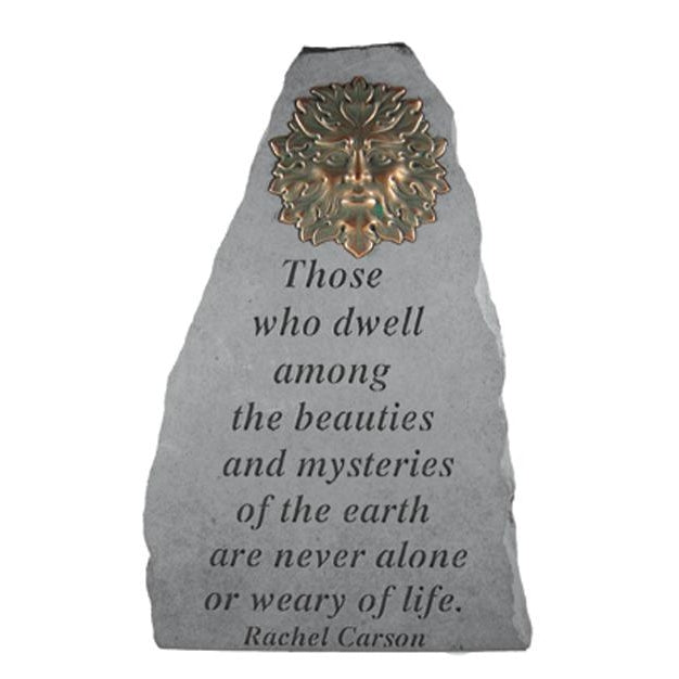 Those who dwell… Memorial Gift-Memorial Stone-Kay Berry-Afterlife Essentials