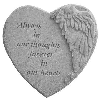 Always in our thoughts… Memorial Gift-Memorial Gift-Kay Berry-Afterlife Essentials