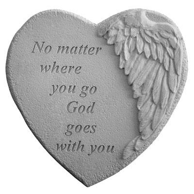 No matter where… Memorial Gift-Memorial Stone-Kay Berry-Afterlife Essentials