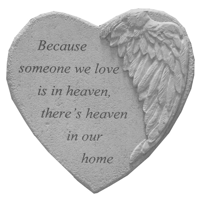 Because someone… Memorial Gift-Memorial Stone-Kay Berry-Afterlife Essentials