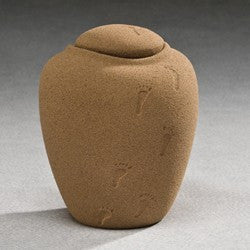 Beach Comber Biodegradable 200 cu in Cremation Urn-Cremation Urns-Infinity Urns-Afterlife Essentials