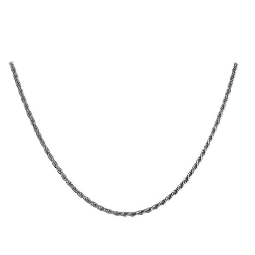 "20"" Stainless Steel Rope Chain Cremation Jewelry-Jewelry-New Memorials-Afterlife Essentials"