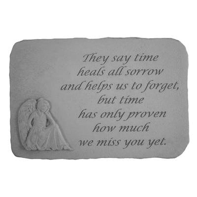 They say time… Memorial Gift-Memorial Stone-Kay Berry-Afterlife Essentials