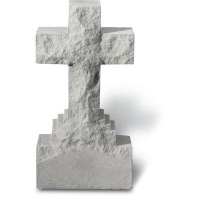 Cross On Base Memorial Gift-Memorial Stone-Kay Berry-Afterlife Essentials