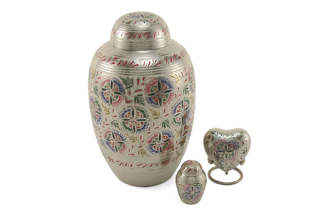 Traditional Lattice Large/Adult Cremation Urn-Cremation Urns-Terrybear-Afterlife Essentials