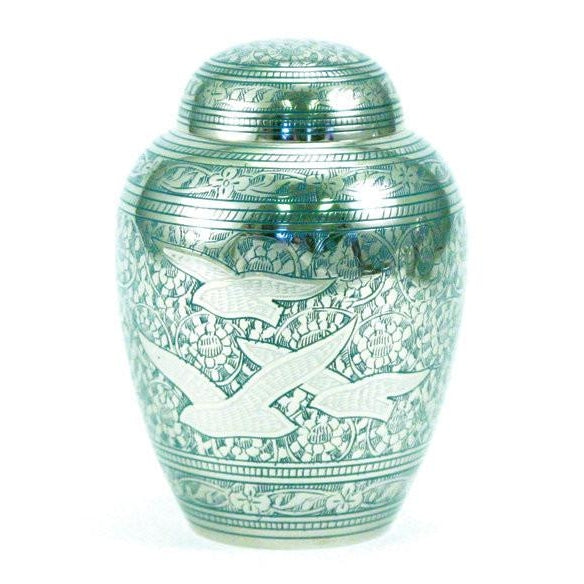 Traditional Going Home Extra Small Infant/Child Cremation Urn-Cremation Urns-Terrybear-Afterlife Essentials