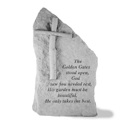 The Golden Gates… Memorial Gift-Memorial Stone-Kay Berry-Afterlife Essentials