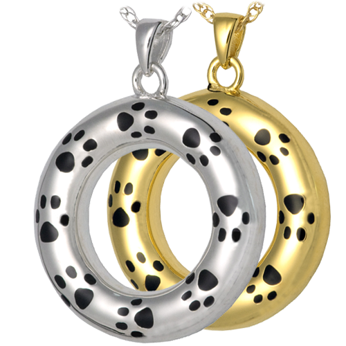 Eternity Pet Urn Pet Cremation Jewelry-Jewelry-New Memorials-Afterlife Essentials