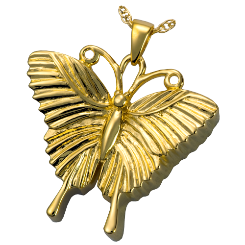 Antique Butterfly Cremation Jewelry-Jewelry-New Memorials-Afterlife Essentials