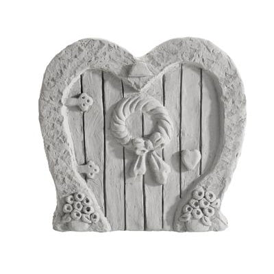 Horseshoe w/wreath… Memorial Gift-Memorial Stone-Kay Berry-Afterlife Essentials