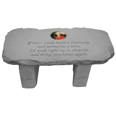 If tears… Memorial Gift-Memorial Stone-Kay Berry-Afterlife Essentials