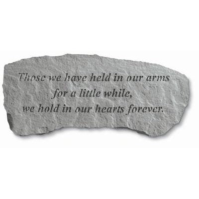 Those we have held… Memorial Gift-Memorial Stone-Kay Berry-Afterlife Essentials