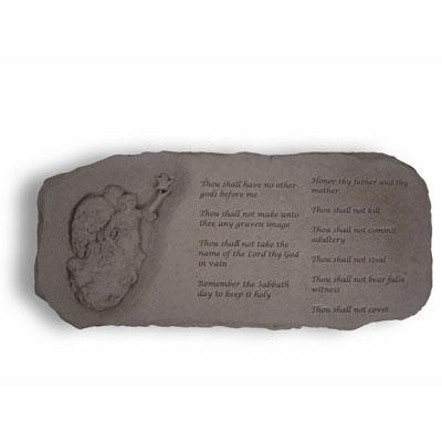 The Ten Commandments Memorial Gift-Memorial Stone-Kay Berry-Afterlife Essentials