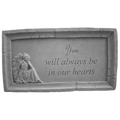 You will always be… Memorial Gift-Memorial Stone-Kay Berry-Afterlife Essentials
